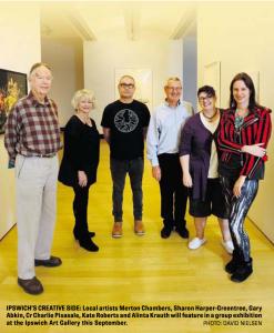 Alinta Krauth Ipswich Art Gallery